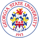 Logo for Georgia State University