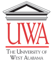 University of West Alabama logo